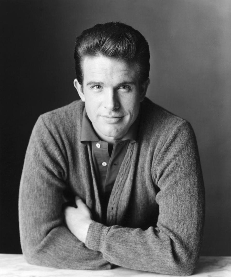 <p>Warren Beatty made his movie debut in 1961 in <em>Splendor in the Grass—</em>the actor would go on to be a 14-time nominee at the Academy Awards and star in classic films like <em>Bonnie and Clyde</em> and <em>Reds</em>.</p>