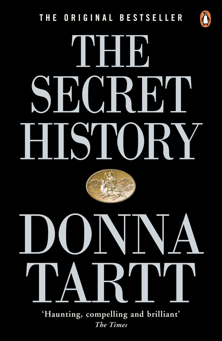 "<p><a class=""link rapid-noclick-resp"" href=""https://www.amazon.co.uk/s?k=donna+tartt+-+the+secret+history&adgrpid=58875991571&gclid=Cj0KCQjwoub3BRC6ARIsABGhnyb6w5ovm58_KMNSJC6ydasiBN6FYTzLj6ippmR8y3MfEb051HDy-NoaAqDnEALw_wcB&hvadid=259070481540&hvdev=c&hvlocphy=9073583&hvnetw=g&hvqmt=e&hvrand=2983511436475598583&hvtargid=kwd-315839935560&hydadcr=24460_1816155&tag=hearstuk-yahoo-21&ref=pd_sl_9pifzhfwj3_e&ascsubtag=%5Bartid%7C1927.g.32575891%5Bsrc%7Cyahoo-uk"" rel=""nofollow noopener"" target=""_blank"" data-ylk=""slk:SHOP NOW"">SHOP NOW</a></p><p>From the start of The Secret History, the reader knows who has been murdered and who by; and that won't stop you reading, desperate to stay immersed in this world of obsessive elite students of Ancient Greek whose exploration of the past means they suddenly find themselves in over their heads. Donna Tartt's debut has one of the most idiosyncratic plots imaginable, and yet her mix of jealousy, scholarship and regret makes it all feel not only plausible but inevitable.</p>"