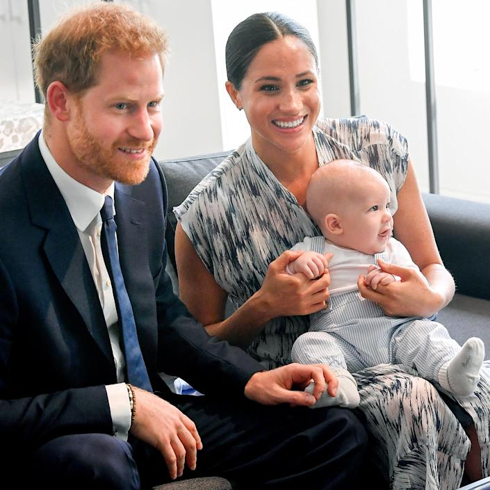 The Duke & Duchess Of Sussex Visit South Africa (Samir Hussein / WireImage)