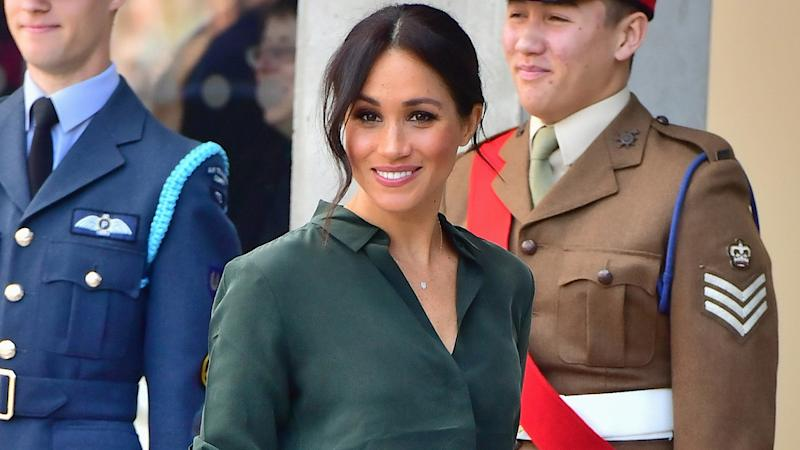 How Meghan Markle Is Responding to Half Sister Samantha's Uninvited Visit