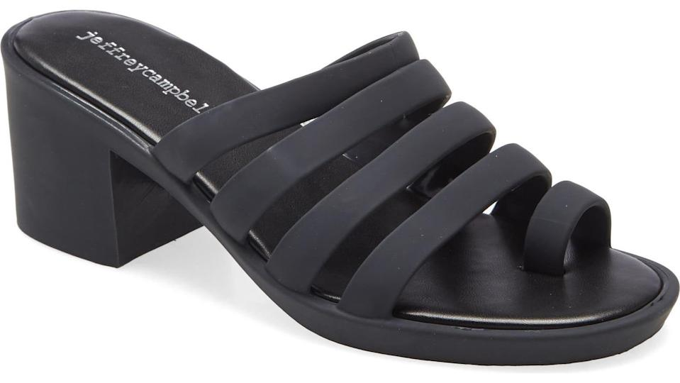 Black Friday 2020: These Jeffrey Campbell sandals are on sale at Nordstrom this weekend.