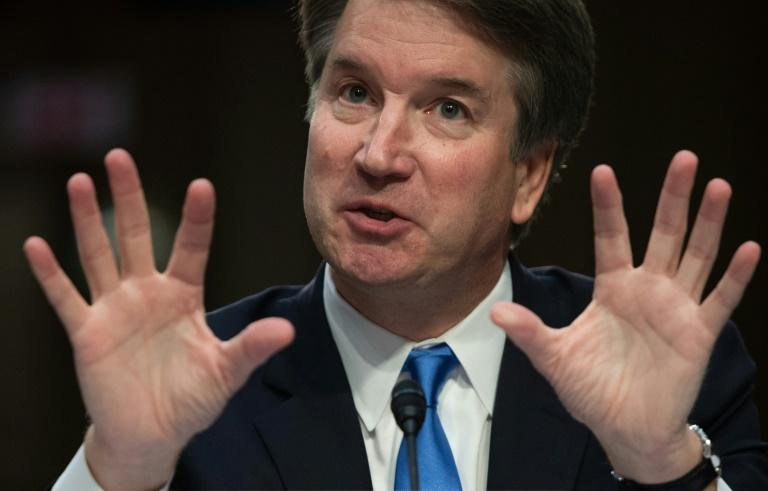 US Supreme Court nominee Brett Kavanaugh faces a grilling on the second day of his confirmation hearing in front of the Senate Judiciary Committee
