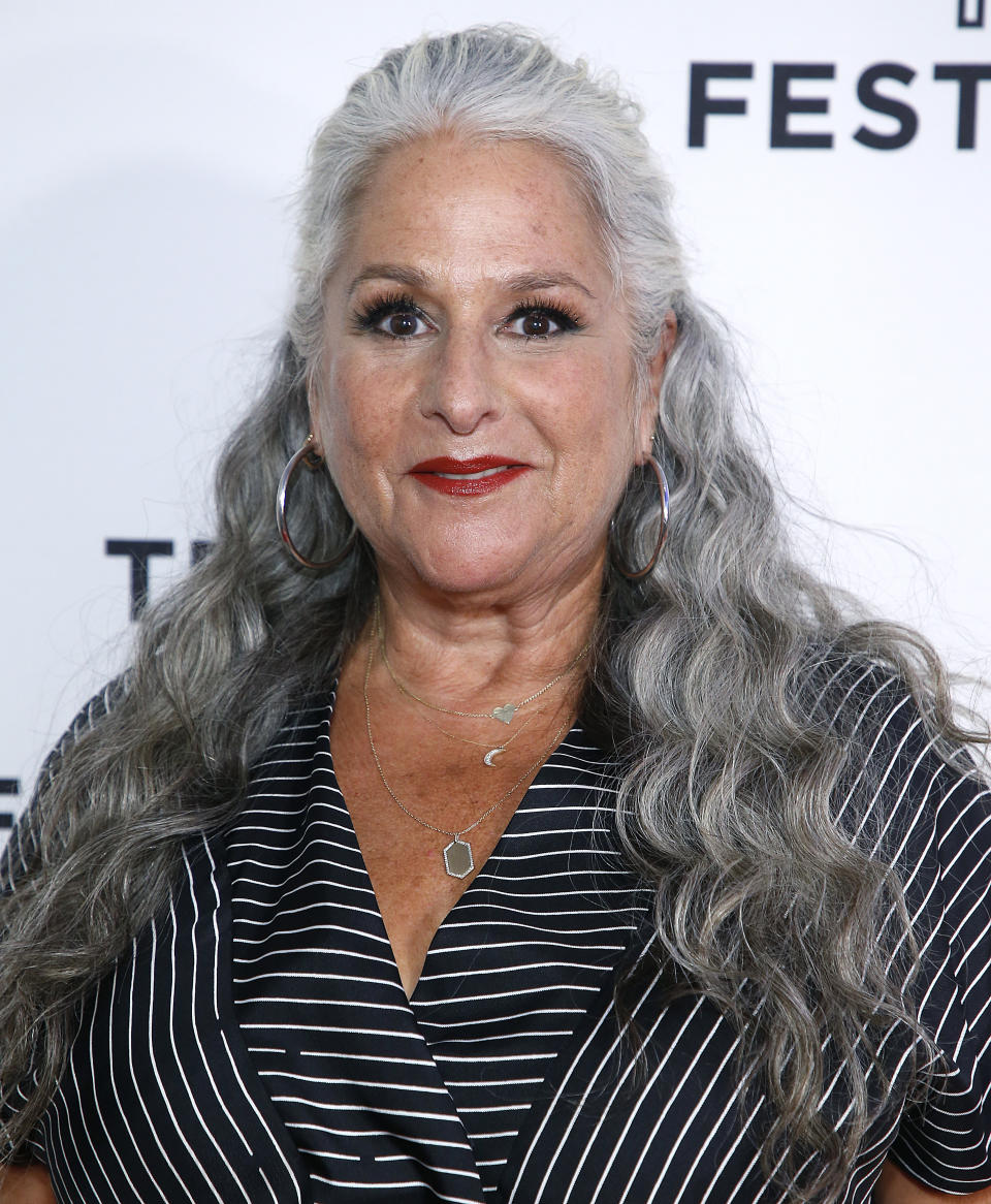 """NEW YORK, NEW YORK - SEPTEMBER 13: Executive producer Marta Kauffman attends """"Friends"""" 25th Anniversary during 2019 Tribeca TV Festival at Regal Battery Park Cinemas on September 13, 2019 in New York City. (Photo by John Lamparski/Getty Images for Tribeca TV Festival)"""