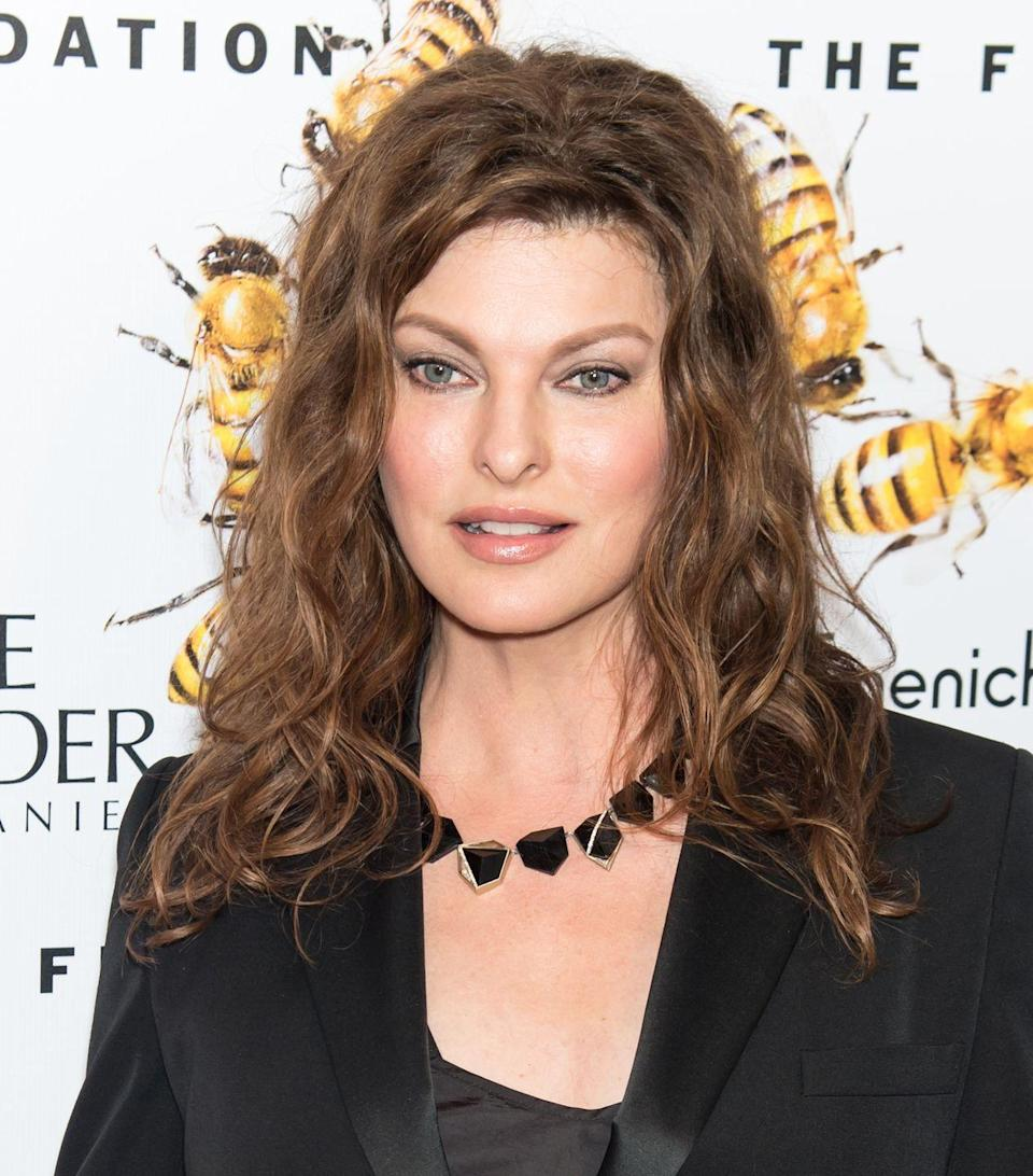 """<p>OG nineties supermodel, Linda Evangelista, has claimed that she has been 'brutally disfigured' by an incredibly rare side effect of a cosmetic surgery. </p><p>The 56-year-old <a href=""""https://www.instagram.com/p/CUJZa40tWXC/"""" rel=""""nofollow noopener"""" target=""""_blank"""" data-ylk=""""slk:took to Instagram"""" class=""""link rapid-noclick-resp"""">took to Instagram</a> to share a piece of text in which she alleged that she has been 'permanently deformed' by the procedure, the aim of which is to freeze layers of fat under your skin, thus destroying fat cells. </p><p>She wrote: 'To my followers who have wondered why I have not been working while my peers' careers have been thriving, the reason is that I was brutally disfigured by Zeltiq's CoolSculpting procedure, which did the opposite of what it promised. </p><p>'It increased, not decreased, my fat cells and left me permanently deformed even after undergoing two painful, unsuccessful, corrective surgeries. I have been left, as the media has described, """"unrecognisable."""" '</p><p>She went on to claim that she has developed paradoxical adipose hyperplasia, which has 'destroyed her livelihood' and sent her into 'a cycle of deep depression.' </p><p>She is, she states, launching a lawsuit - assumedly against the cosmetic company - an action that she says she hopes will help her to 'move forward'. </p><p>'I would like to walk out my door with my head held high, despite not looking like myself any longer,' the note concluded. </p><p>The <a href=""""https://www.coolsculpting.com/pdfs/IC02211-B_Patient_Safety_Info_proof.pdf"""" rel=""""nofollow noopener"""" target=""""_blank"""" data-ylk=""""slk:CoolSculpting site notes"""" class=""""link rapid-noclick-resp"""">CoolSculpting site notes</a> that side effects are possible after the proceure, including, in very rare cases, Paradoxical hyperplasia.</p>"""