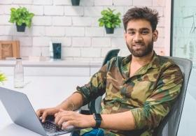 Mayank Mishra's passion and creativity helped him make it big in the digital world