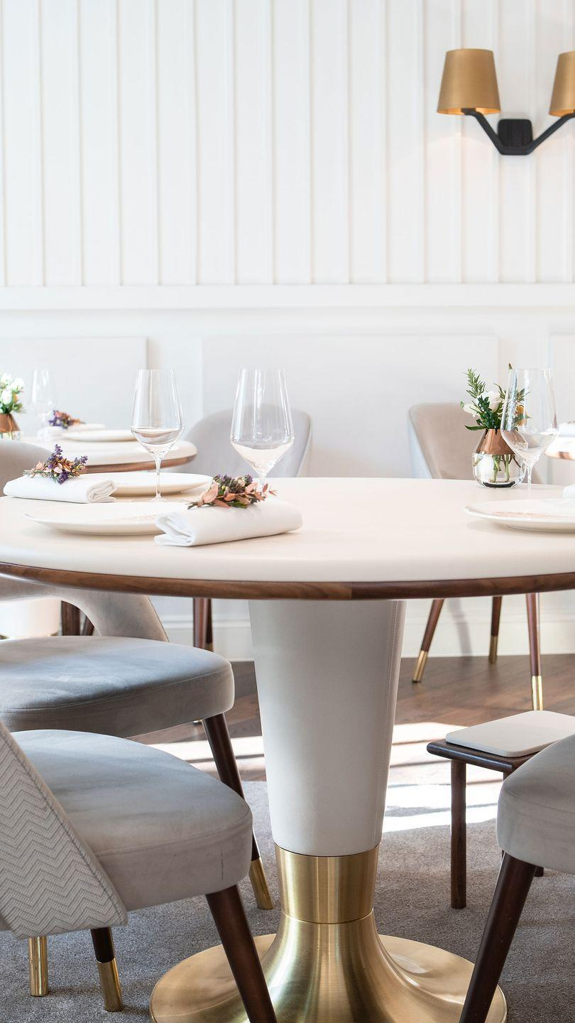 """<p>Smyth's two-Michelin starred restaurant is in the heart of Notting Hill, and continues to receive accolade after accolade. The tasting menu includes dishes such as roasted monkfish, Isle of Mull scallop tartare and braised lamb with a sheep's milk yoghurt.</p><p>92 Kensington Park Road, W11 2PN</p><p><a class=""""link rapid-noclick-resp"""" href=""""https://www.corebyclaresmyth.com/"""" rel=""""nofollow noopener"""" target=""""_blank"""" data-ylk=""""slk:FIND OUT MORE"""">FIND OUT MORE</a><br></p>"""
