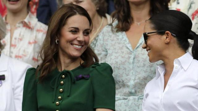 It seems that the Duchess of Cambridge and the Duchess of Sussex have a lotmore in common nowadays