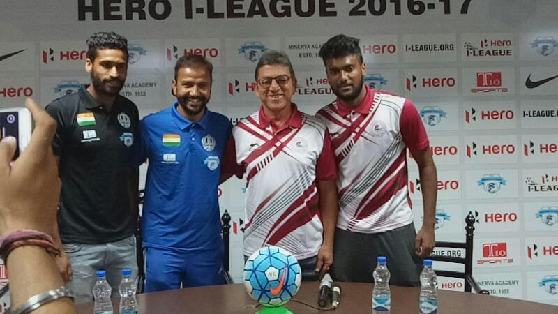 I-League 2017: Churchill Brothers vs Chennai City - Both sides have a chance to improve their standing on the table