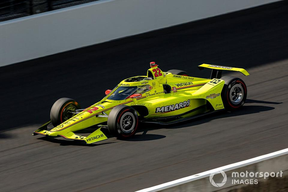 "Simon Pagenaud, Team Penske Chevrolet<span class=""copyright"">Barry Cantrell / Motorsport Images</span>"