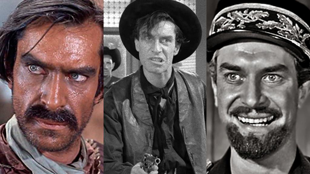 <p>Much of Landau's lengthy career consisted of one-off parts on TV shows. When he was getting started in the '50s and '60s, he brandished his pistol on popular Westerns like <em>Wild Wild West</em> and <em>Bonanza; </em>during a slow stretch in the 1980s, he showed up on the <em>Twilight Zone </em>revival and <em>Murder, She Wrote. </em>(Photos: Everett) </p>
