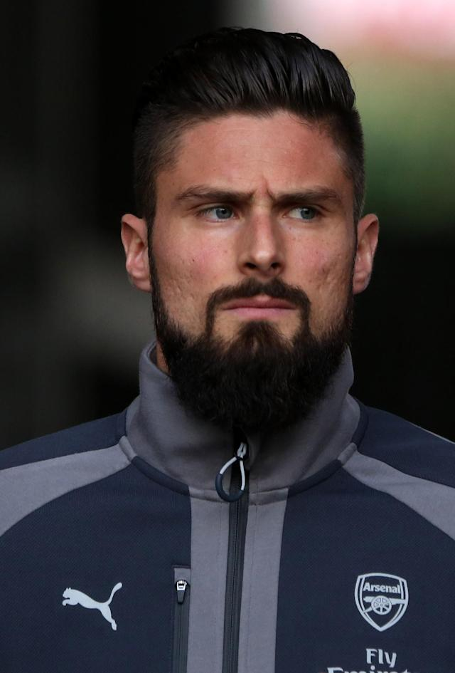 <p>4. Olivier Giroud (Arsenal, Inglaterra) – 10% 5. Ivan Perisic (Inter de Milán, Italia) – 6% <b>/ Foto: Getty Images</b> </p>