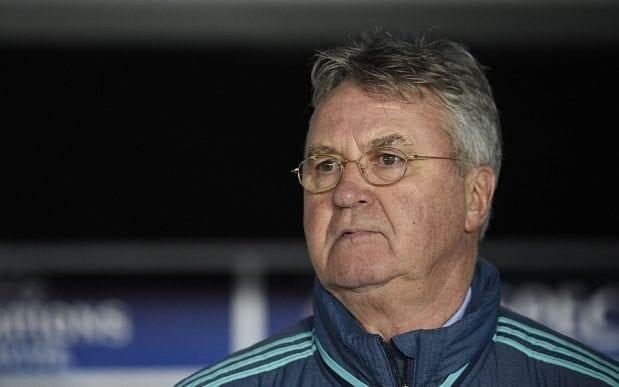 The Dutchman wasn't interested in replacing Claudio Ranieri - AFP or licensors