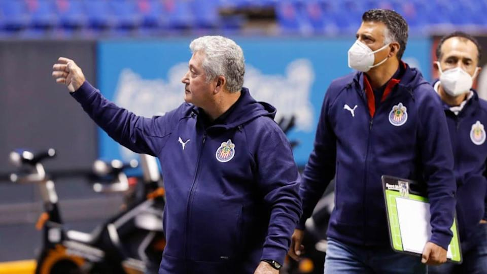 Vucetich could stop being Chivas coach in the next few days | Jam Media / Getty Images