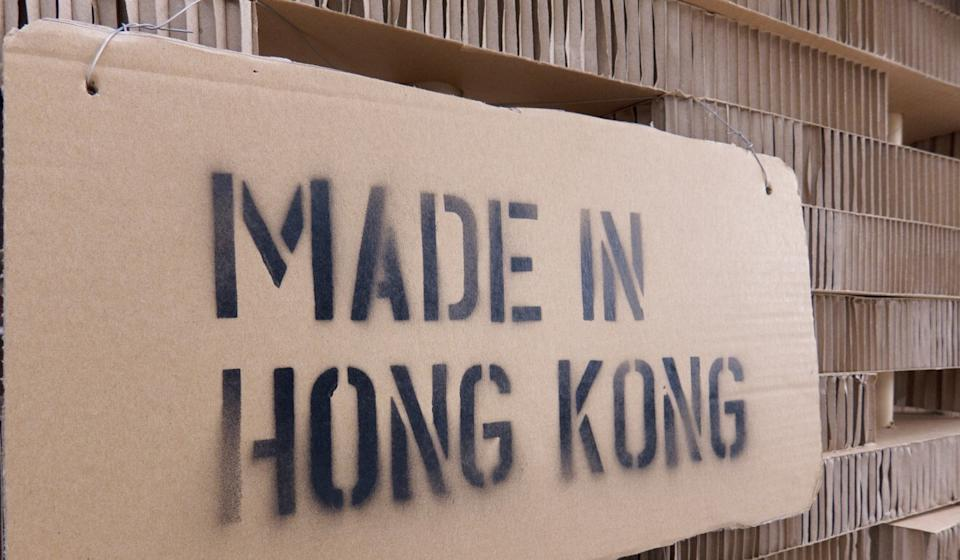 """Observers predict recent moves, such as forcing Hong Kong to relabel goods exported to the US as """"Made in China"""", are unlikely to be rolled back. Photo: Shutterstock"""