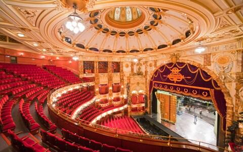 London Coliseum - Credit: getty