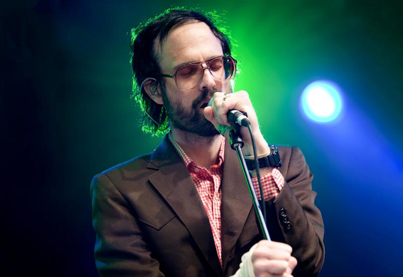 David Berman was in it with the rest of us