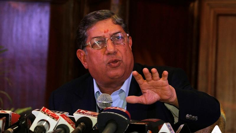 N Srinivasan Cannot Represent BCCI in ICC Meeting: Supreme Court