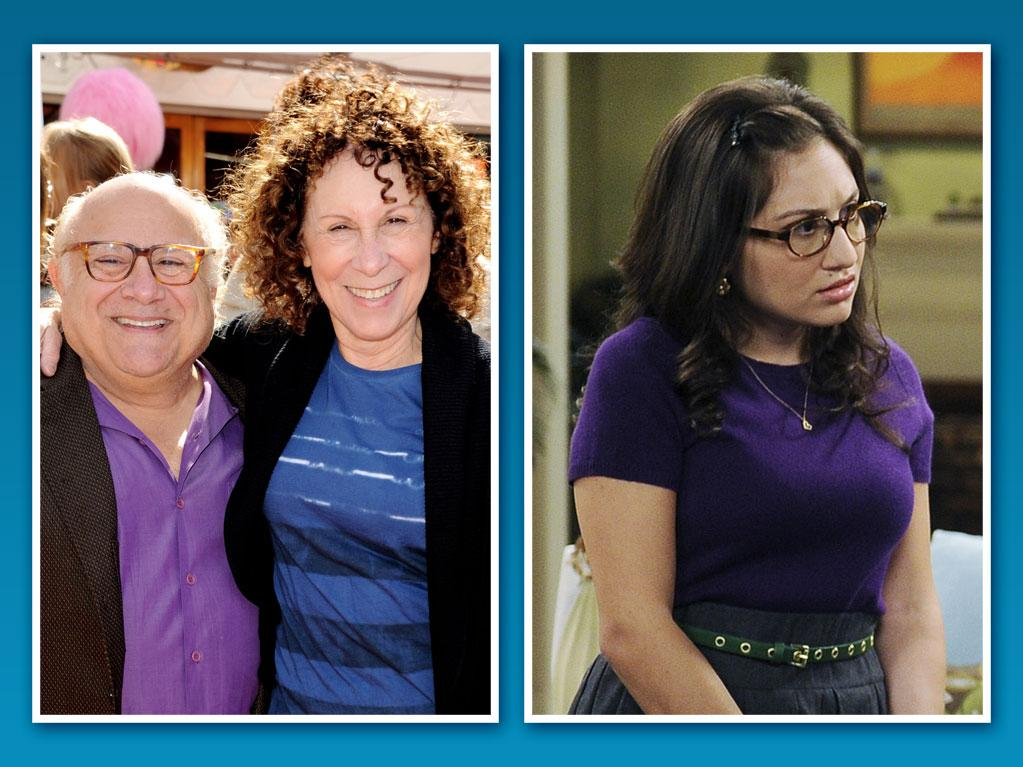 "<strong>Lucy DeVito</strong><br><br> <strong>Famous Family:</strong> Danny DeVito and Rhea Perlman, parents<br><br> <strong>Breaking Out on TV:</strong> Being the eldest daughter of Danny DeVito and Rhea Perlman practically makes Lucy DeVito Hollywood royalty. The 29-year-old currently has a recurring role on ABC Family's ""<a href=""http://tv.yahoo.com/melissa-joey/show/45909"">Melissa & Joey</a>"" as Stephanie Krause, Mel's (Melissa Joan Hart) legislative assistant who has a huge crush on Mel's live-in nanny, Joe (Joey Lawrence)."