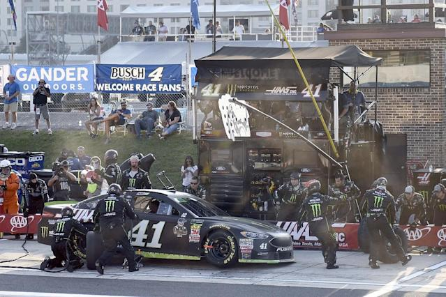 NASCAR bans key driver aid for 2019