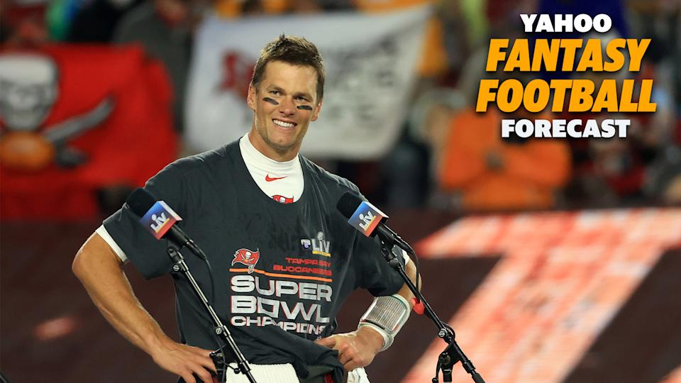 Tom Brady won an unprecedented seventh Super Bowl title in 2021.