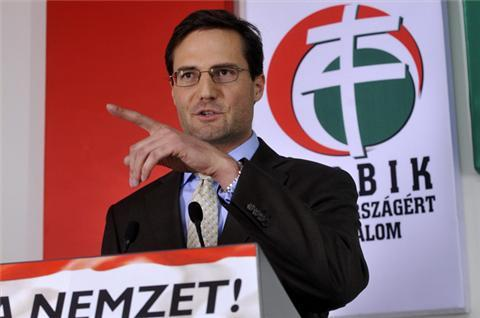 Hungarian MP denounced for 'Jewish list' call