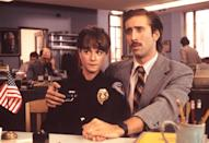 """<p>This early Coen brothers is a must-see for fans of the auteurs. In it, a former police officer (Holly Hunter) and her ex-convict husband (Nicolas Cage) are so desperate to have a kid that they plot to kidnap a baby. High jinks ensue, naturally.</p> <p><em>Available to rent on</em> <a href=""""https://www.amazon.com/Raising-Arizona-Nicolas-Cage/dp/B000SW4E02"""" rel=""""nofollow noopener"""" target=""""_blank"""" data-ylk=""""slk:Amazon Prime Video"""" class=""""link rapid-noclick-resp""""><em>Amazon Prime Video</em></a>.</p>"""
