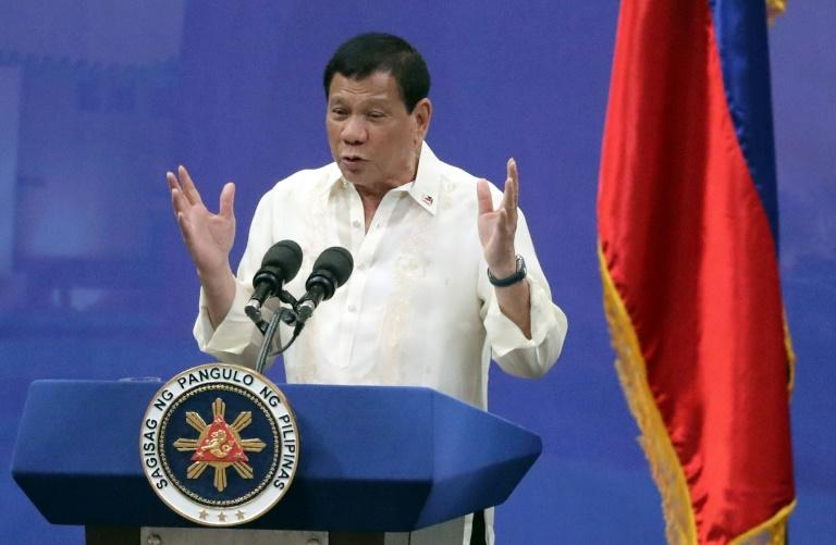 Rodrigo Duterte, President of the Philippines has sought to loosen the Philippines' long-standing alliance with the United States