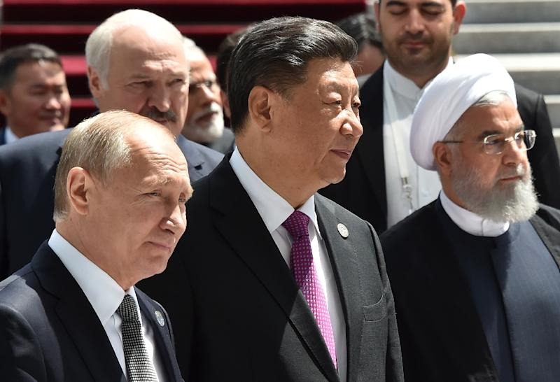 Putin says use of U.S. force against Iran would be 'disaster'