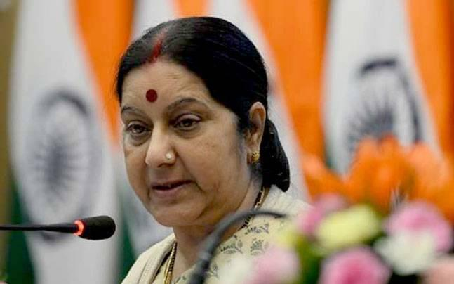Sushma refuses to accept US' list of 271 'illegal' Indians, seeks more details