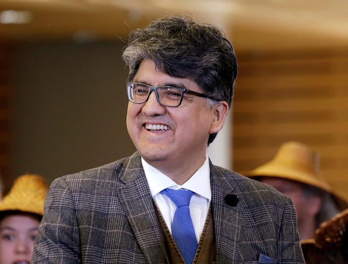 Author Sherman Alexie 2016 The Absolutely True Diary of a Part Time Indian