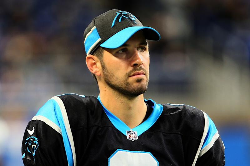 Graham Gano won't kick for the Panthers this season. (Getty)