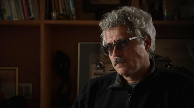 "Grigory Rodchenkov is interviewed in ""Icarus,"" a documentary released this year. (Netflix/Kobal/REX/Shutterstock)"