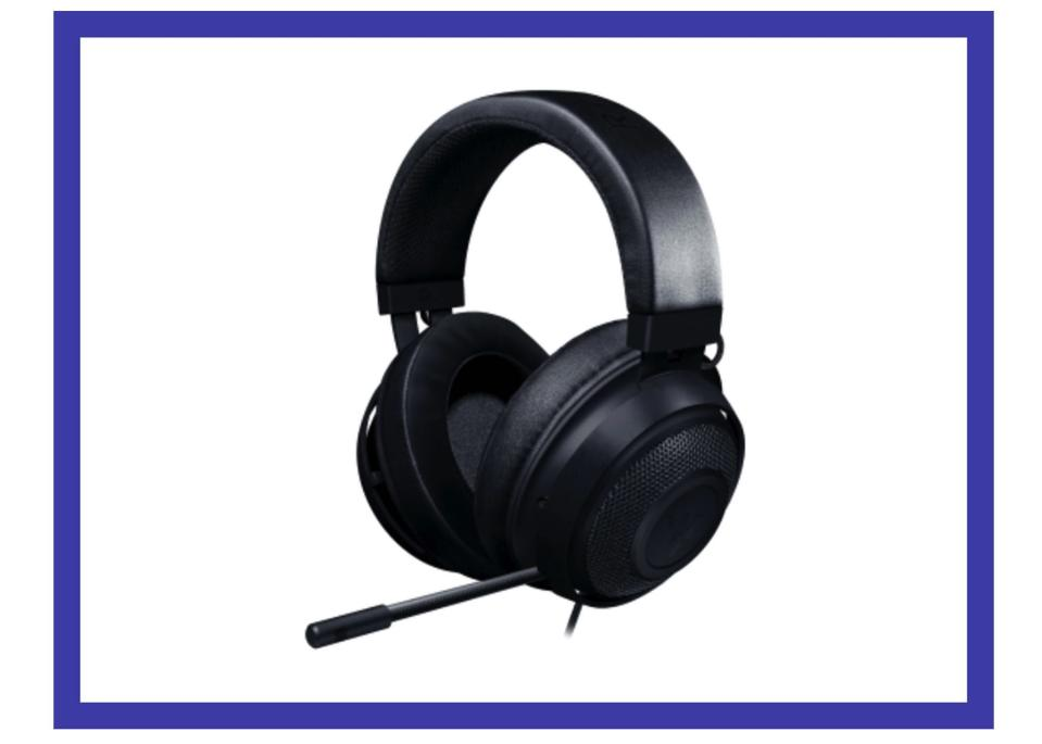 These headphones have got game. (Photo: Walmart)