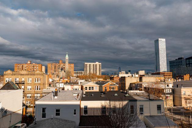 Jersey City, New Jersey, has been slow in sending out federal rental assistance funding. (Photo: Ricardo Montiel/Getty Images)