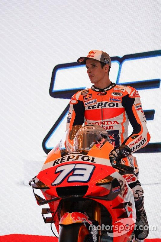 "Alex Marquez, Repsol Honda Team <span class=""copyright"">Honda Racing</span>"