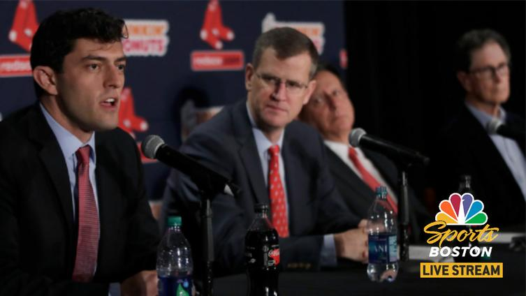 Red Sox press conference live stream: Watch reaction to Alex Cora's departure
