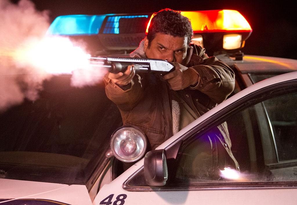 "Luis Guzmán in Lionsgate's ""The Last Stand"" - 2013"
