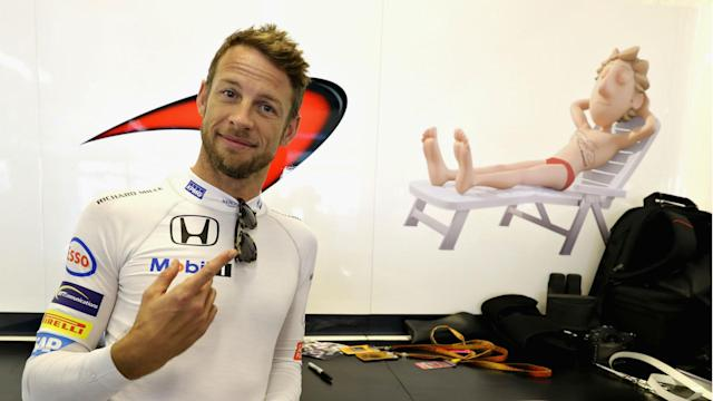 Jenson Button's McLaren deal for 2017 stated he would be the team's back-up driver but he may not be called upon to replace Fernando Alonso.