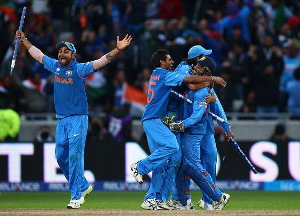 2013 has been a year of great joy for Indian cricket