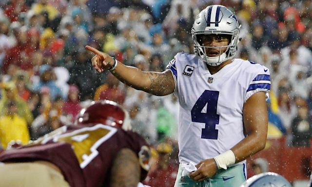Even Duke and Michigan State fans at Capital One Arena could all agree on one thing: Booing Dallas Cowboys QB Dak Prescott and WR Amari Cooper.