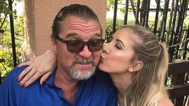 PHOTO: Tom Day Jr. is pictured with his daughter Kelsey-Lee Day, one of the people killed in Las Vegas after a gunman opened fire, Oct. 1, 2017, at a country music festival. (Facebook )