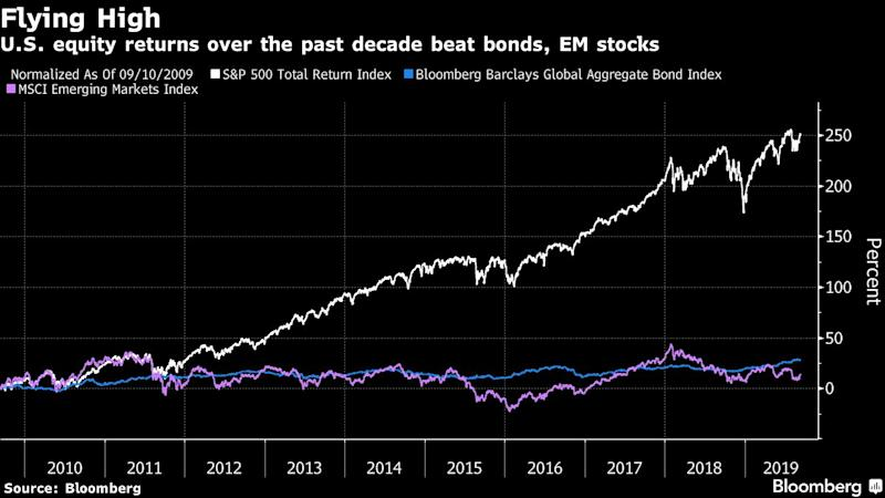 Goldman Manager Tells Rich Clients to Put American Stocks First