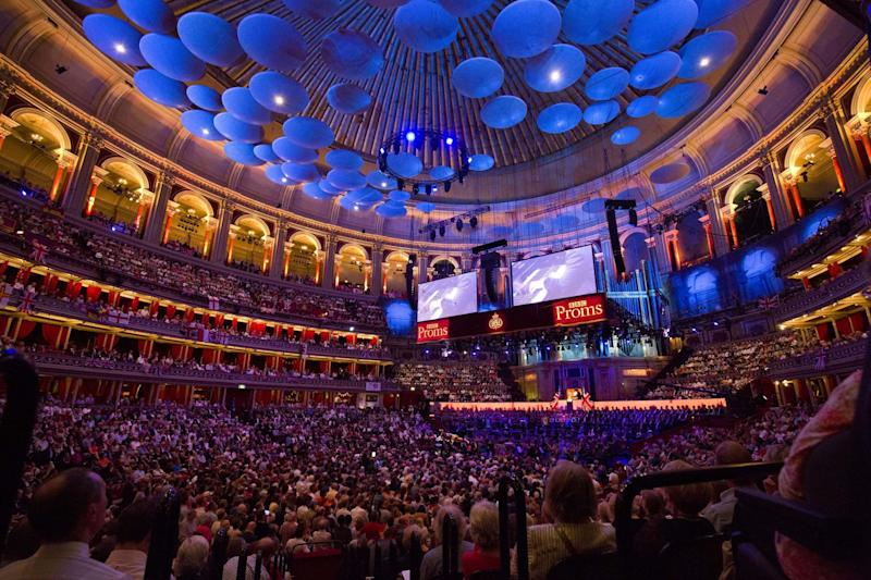 Variety: There will be more than 75 programmes to choose from at this year's Proms: AFP/Getty Images