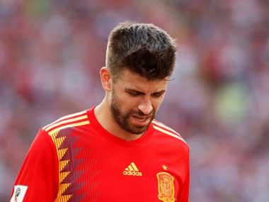 LaLiga: Barcelona centre-back Gerard Pique fined $54,000 by Spanish court for driving without a valid licence