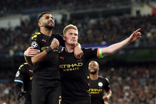 City enjoyed a famous victory in Madrid