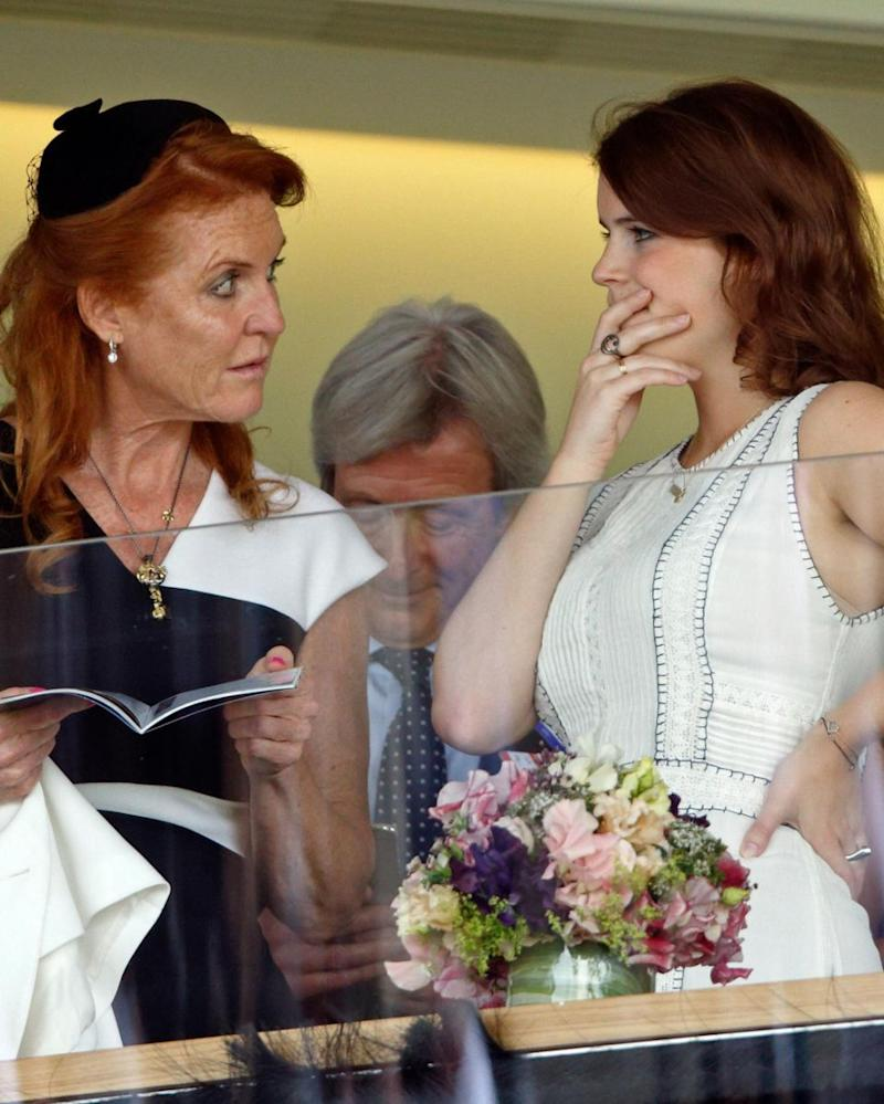 Princess Eugenie's wedding may be slightly awkward for her mum. Source: Getty