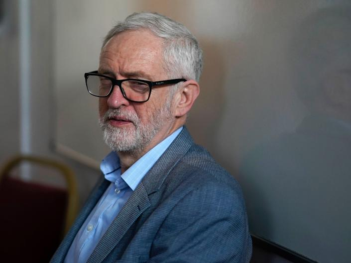 Former Labour leader Jeremy Corbyn (Getty Images)