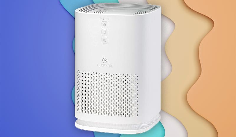 Score $70 off the Medify air purifier. (Photo: Amazon)