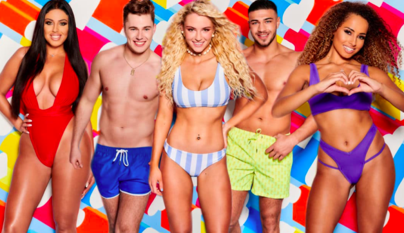 Love Island shows a string of young singles looking for love in Majorca (ITV)