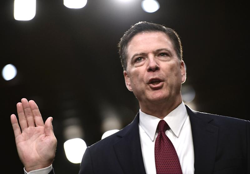 Comey: Trump is 'morally unfit' to be president, might be 'compromised'